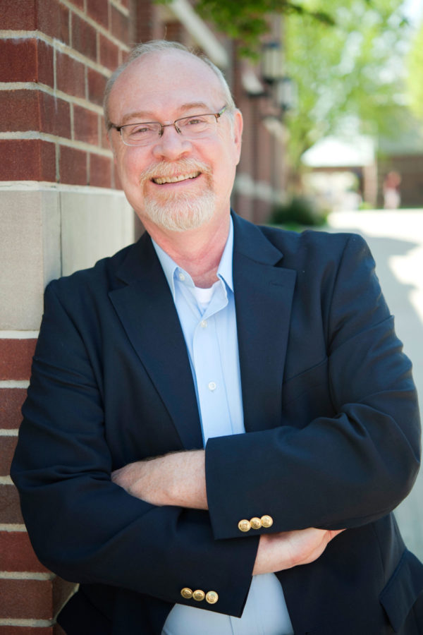 Barry Ackerson, associate professor in Social Work and associate dean for academic affairs, is being recognized for his work in mental health and social work fields.