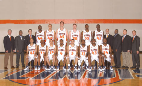 Where are they now: 2004-05 Illini basketball players and coaches