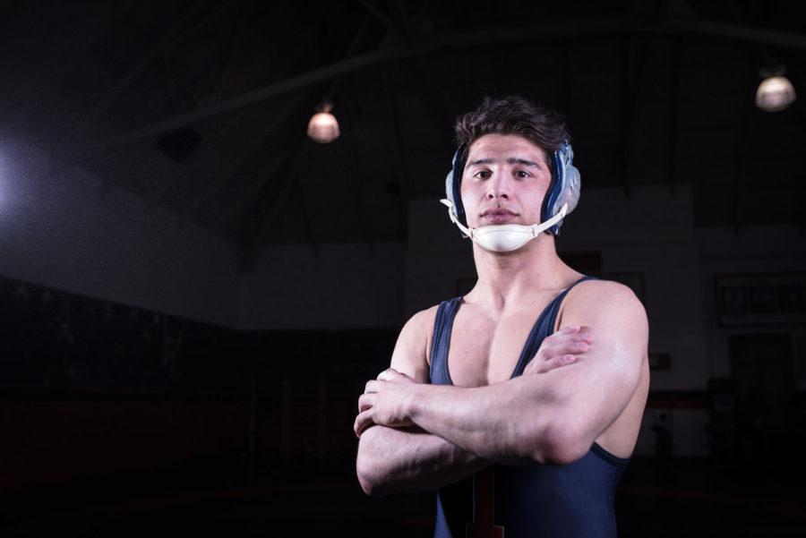 Illinois wrestler wins Big Ten Championship for 157 pounds