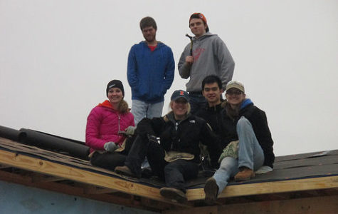 University students use spring break trip to make a difference