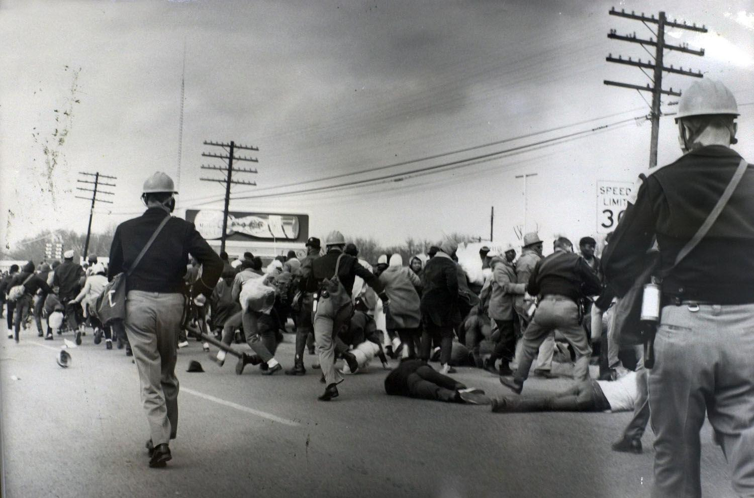 As+the+final+dates+of+the+protests%E2%80%99+50th+anniversary+approach%2C+University+alumnus+John+Baird+reflects+on+his+experiences+at+the+protests+in+Selma%2C+Alabama.