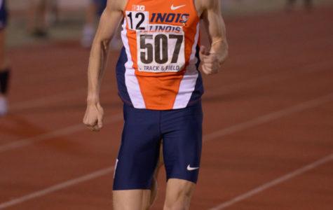 Illini men's track and field dominates Drake Relays