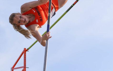 Illini women's track and field heads to Rankin/Poehlein Invitational