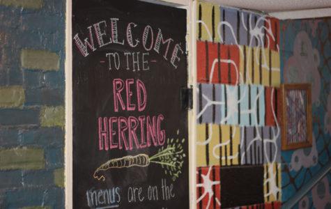 Red Herring: serving Vegan food for a purpose