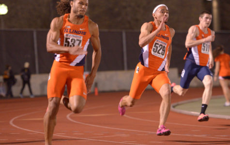 Men's track and field prepares for Drake Relays