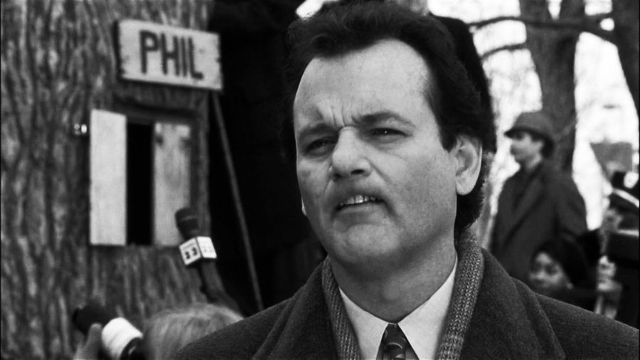 "Ramis directed ""Groundhog Day."""