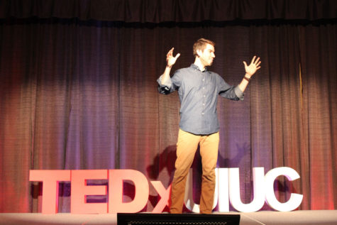 "TEDxUIUC to bring ""prominent"" speakers to University"