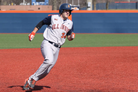 Illinois baseball wins sixth straight