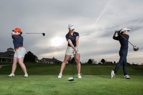 Illini women's golf seniors provide chemistry, leadership