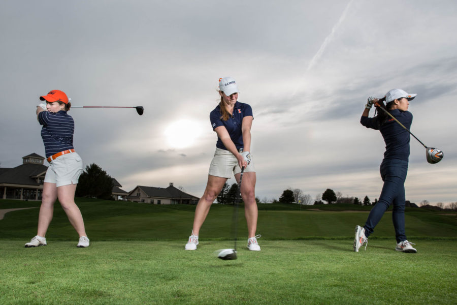 Illini women's golf seniors provide chemistry, leadership