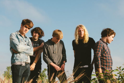 Matt O'Keefe of The Orwells reflects on his musical experiences
