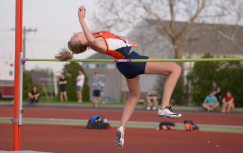 Illinois women's track and field finishes regular season