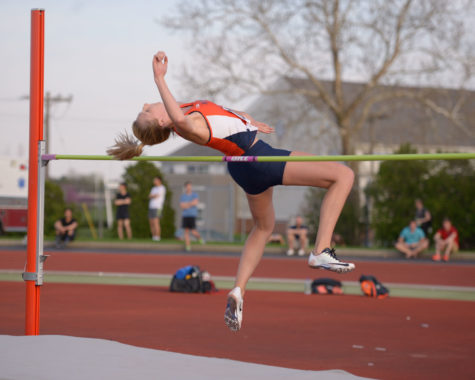 Illinois women's track and field finishes regular season