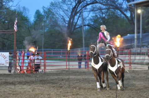 Rodeo club teaches and thrills