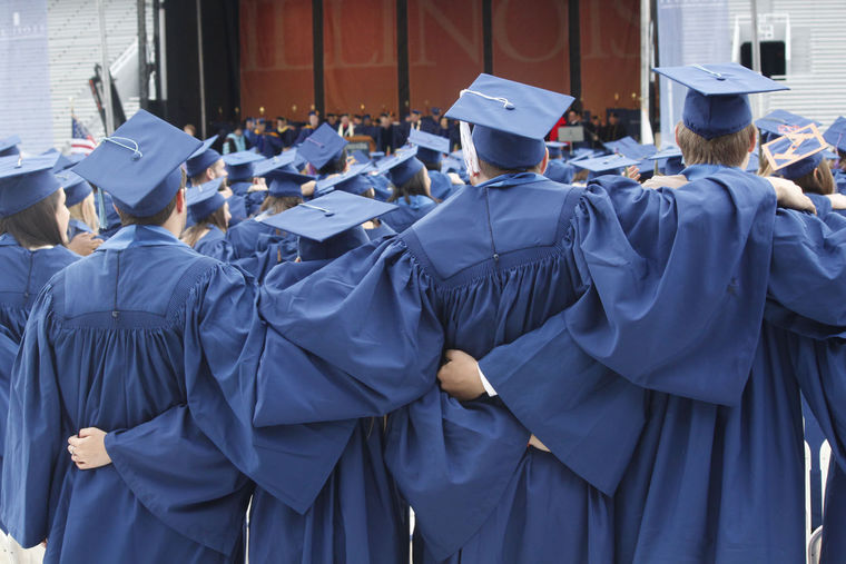 Preparing for Commencement: The beginning of the end