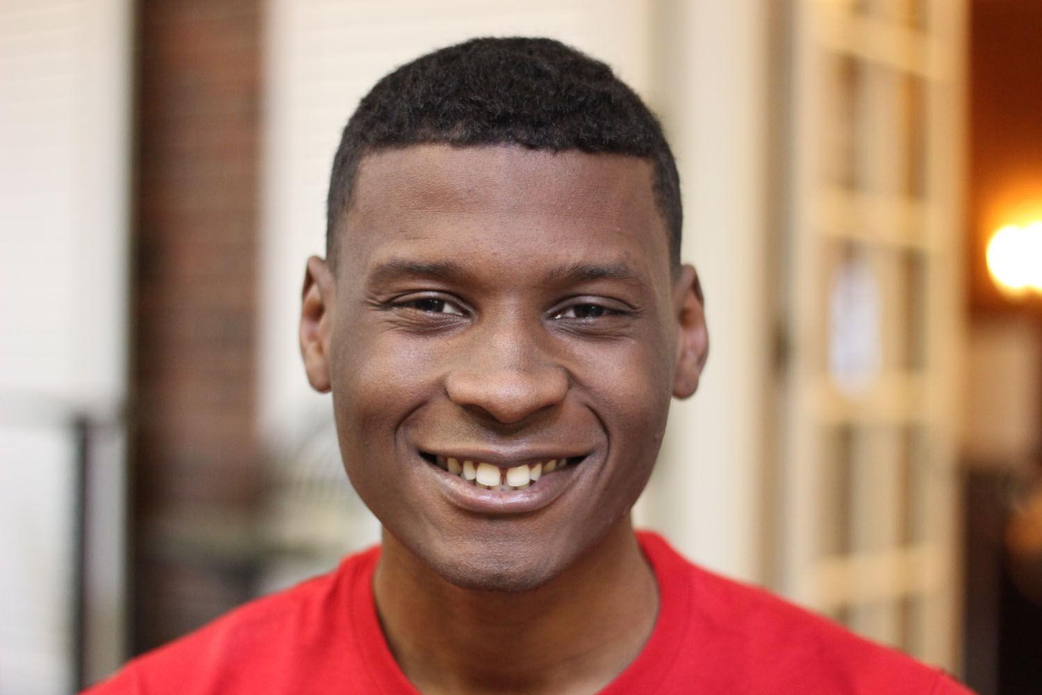 Larry Harris, Senior in Political Science, has been named a fellow in the Charles B. Rangel International Affairs Program.
