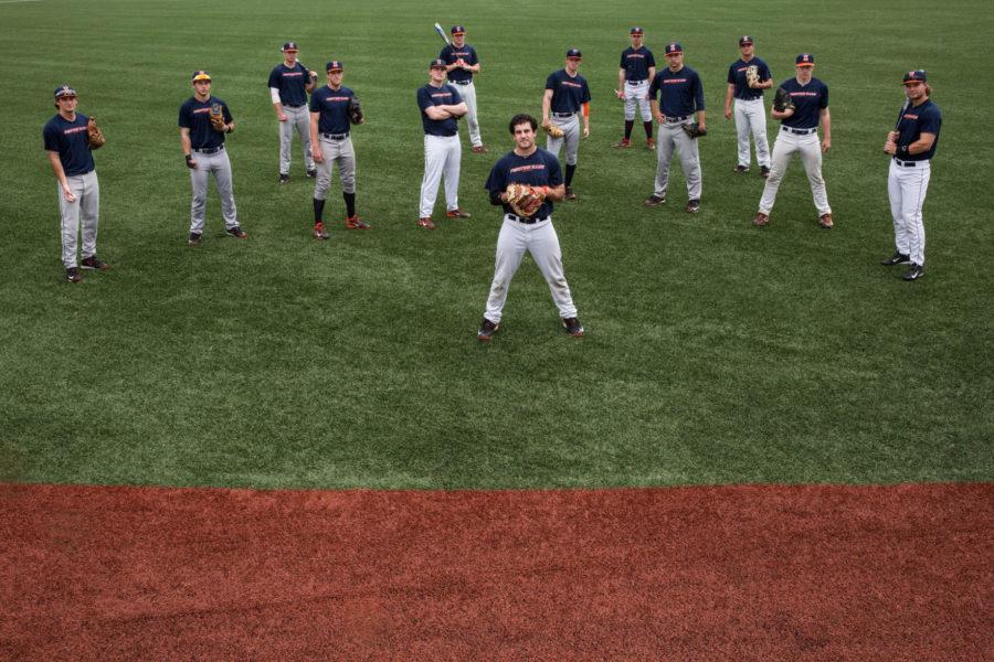 Illini of the Week May 6: Illinois baseball team
