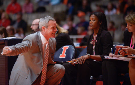 UPDATED: Illinois women's basketball assistant coach leaves program under storm of accusations