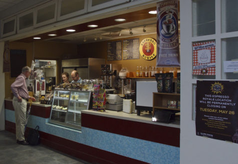 Espresso Royale Union location closes, new location to be opened in Grainger Engineering Library