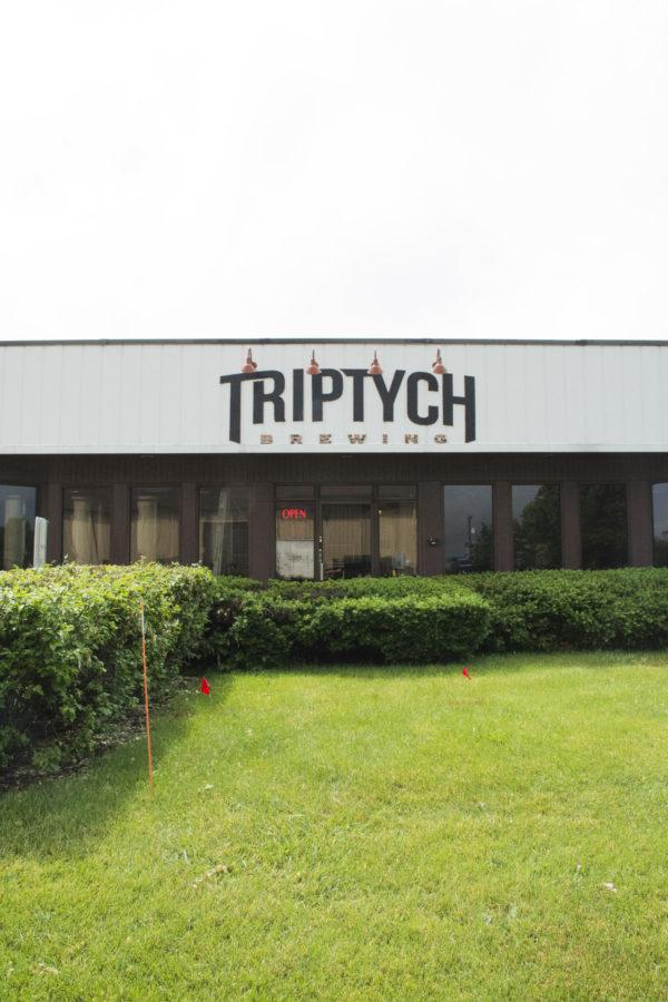Triptych Brewing is located at1703 Woodfield Drive, Savoy.