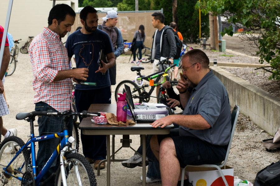 Urbana+Police+Department+hosts+free+bike+giveaway