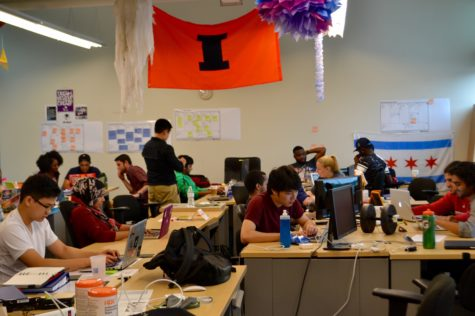 University launches Entrepreneurship at Illinois iVenture Accelerator