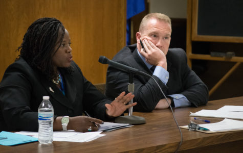 Town hall meeting discusses state budget negotiations