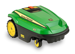 New technology improves John Deere robotic lawn mowers