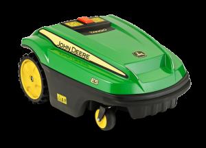 New technology improves John Deere robotic lawn mowers