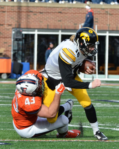 The guy: Mason Monheim and the Illini defense