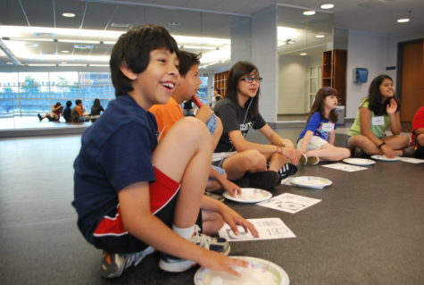 Abriendo Caminos offers nutrition classes for children and their parents.