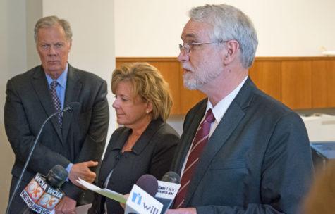 Barbara Wilson to juggle life as dean of LAS and  Urbana chancellor
