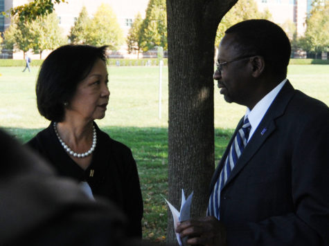 Provost search will not start until new chancellor named