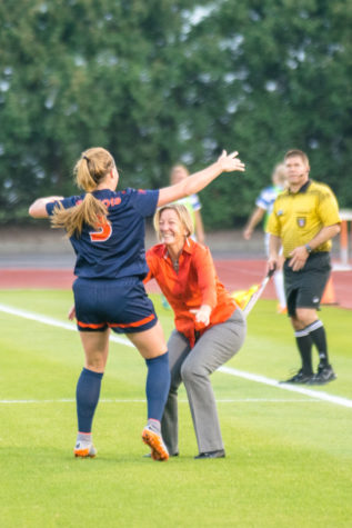 Flaws nets hat trick in Illinois soccer's victory over St. Louis