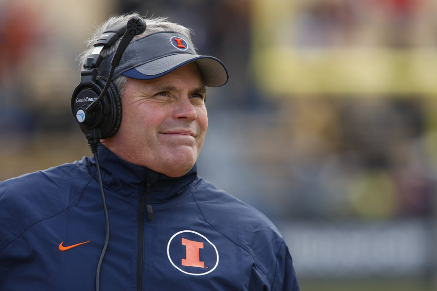 Timeline of Beckman's tenure at Illinois