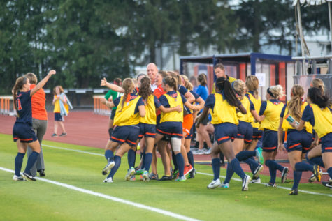 Illinois soccer 'flips the table' in win over St. Louis
