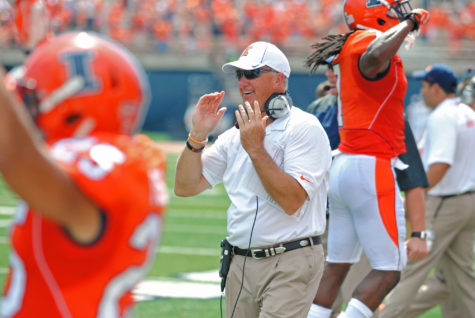 Bill Cubit ready to change atmosphere of Illinois football