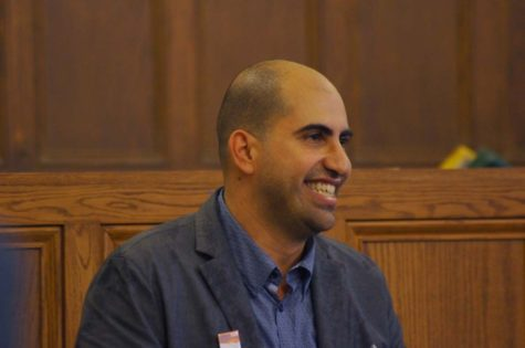 Salaita book tour to stop in Urbana