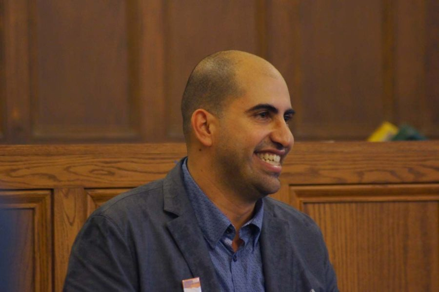 Steven+Salaita%E2%80%99s+appointment+to+the+American+Indian+Studies+program+was+rejected+after+a+series+of+controversial+tweets.+He+has+now+been+awarded+%245%2C000+by+the+American+Association+of+University+Professors+Foundation%27s+Academic+Freedom+Fund.