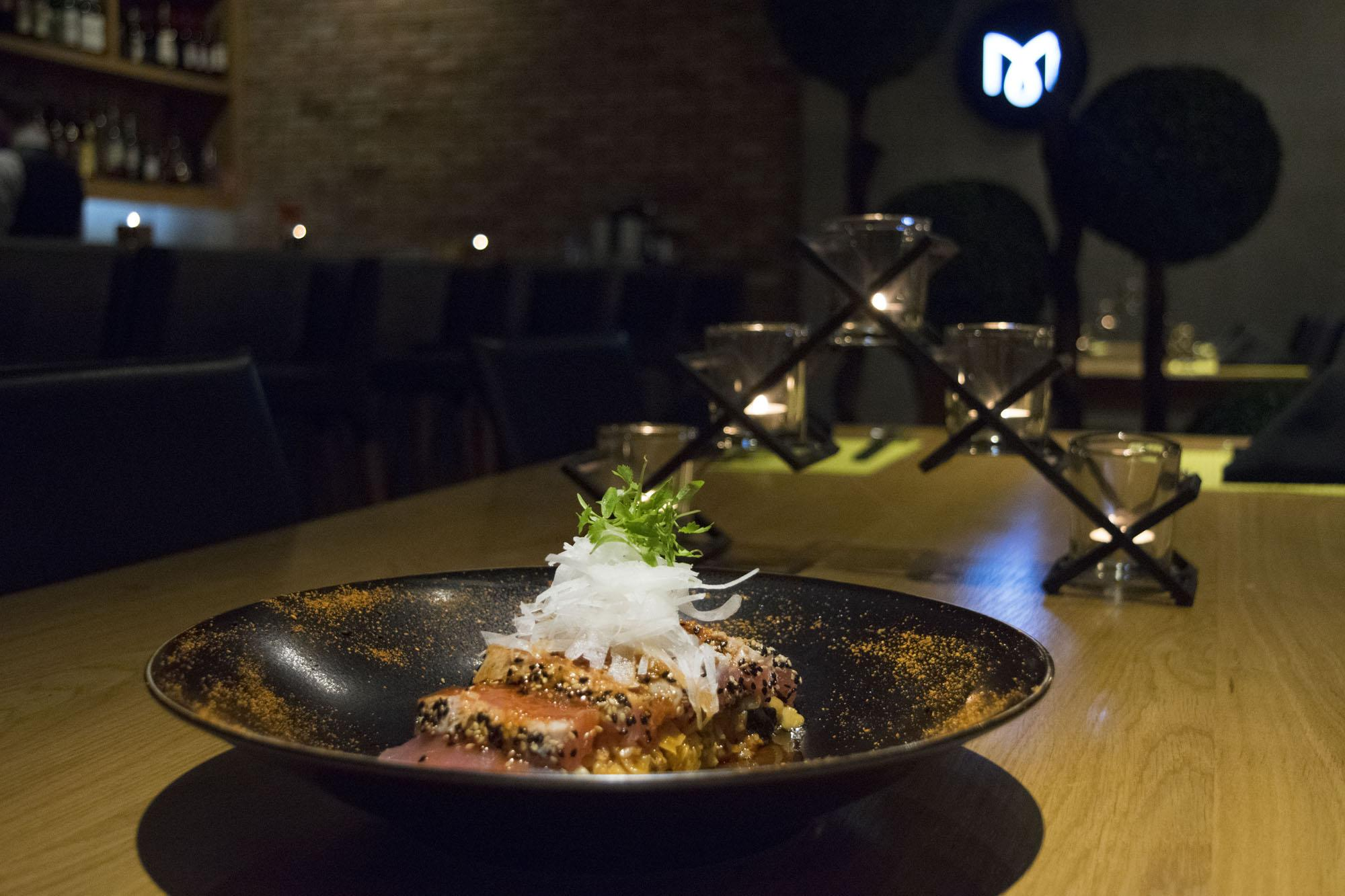 Celebrating+its+one+year+anniversary+on+September+5%2C+Miga+offers+American+food+fused+with+Asian+and+French+flavors+and+a+new+Sunday+brunch+menu.