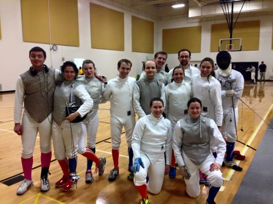 The+Fighting+Illini+compete+at+a+competition+at+Purdue+University.+The+RSO+has+participated+in+fencing+competitions+across+the+country.+