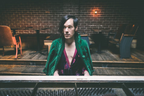 Kevin Barnes, 41, is the lead singer and songwriter for of Montreal. of Montreal will perform at The Highdive on Wednesday as part of the Pygmalion Show Series.