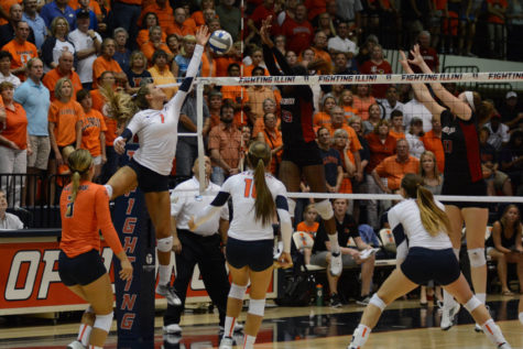 Illini faces top non-conference competition at Big Ten/Pac-12 Challenge