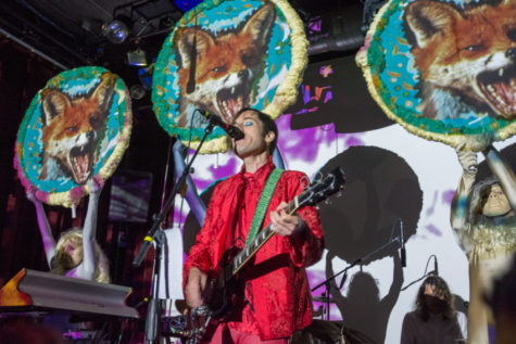 of Montreal brings the funk, leaves it all on stage