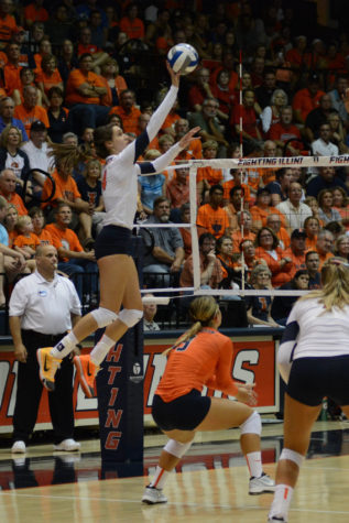 No. 7 Illini prepare for Shocker Classic
