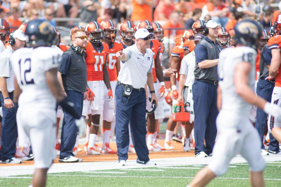 Real win for Illini against Leathernecks would be no injuries
