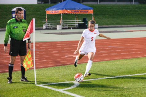 Illini soccer takeaways from this past week