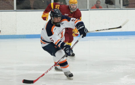 Illinois hockey to open season against Michigan State