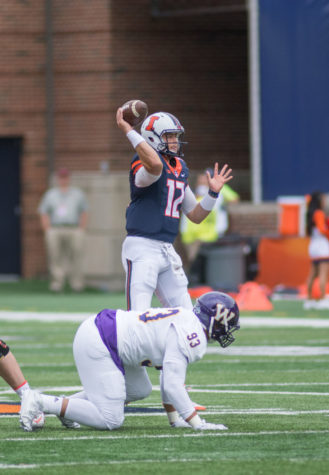 Illinois football's offense blows too many opportunities