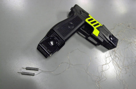 Champaign Police move forward with request for taser implementation